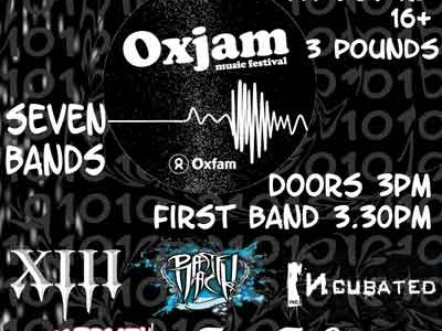 Music HQ in Hull is organising an Oxjam fundraising gig at the city's Ringside venue on Sunday October 10, 2010, the event was initially set up by local music fan […]