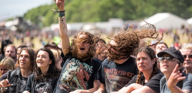 Photo credit: Caitlin Mogridge DOWNLOAD 2017 Ah! The final day of Download Festival 2017 and the post-festival blues are already starting to kick in. What a year it has been […]