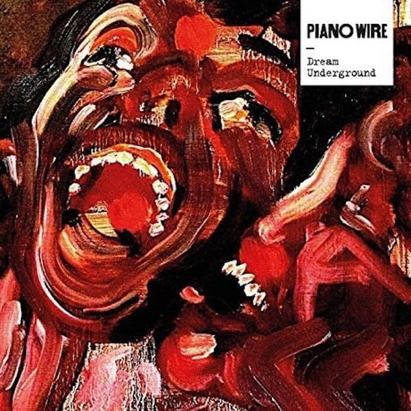 Image result for album art Piano Wire: Dream Underground