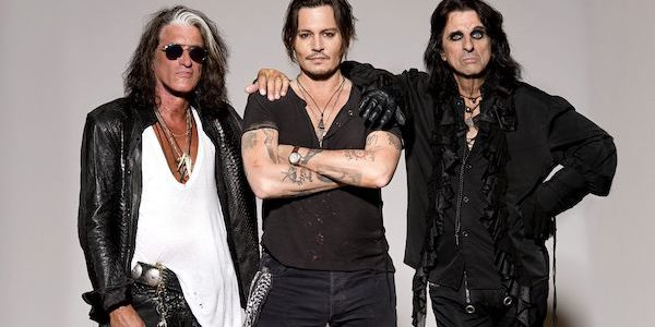 Hollywood Vampires announce new single 'The Boogieman Surprise'