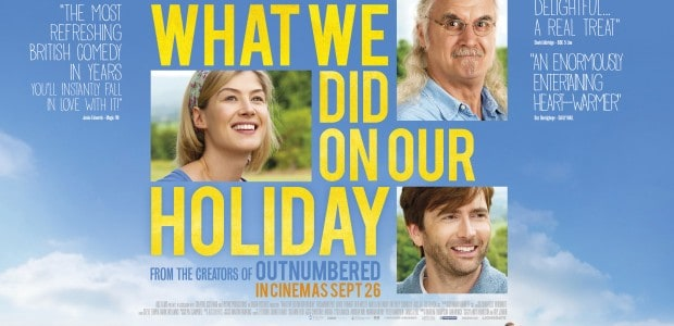 Having created the always inventive and witty sitcom 'Outnumbered', Andy Hamilton and Guy Jenkin's decision to move to feature length retaining a lot of the same formula may have been […]