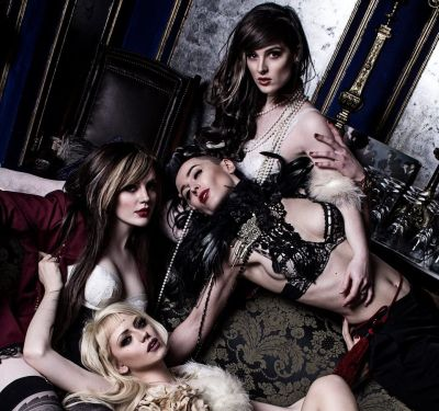 The Courtesans PR image