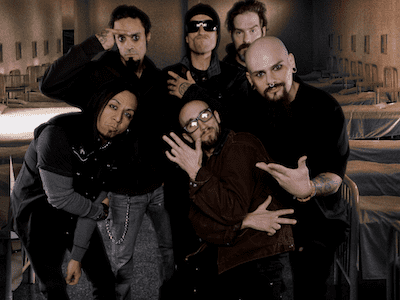 Following the 2007 deactivation of the band, the classic American Head Charge line-up of vocalist Cameron Heacock, bassist Chad Hanks, keyboard player Justin Fowler, drummer Chris Emery and guitarist Karma […]