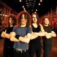 Australian rockersAirbournewill release'Black Dog Barking'throughRoadrunner Records onMay 20 2013. Produced by Brian Howes (Nickelback, Hinder), this is Airbourne's third album and the follow up to 2010's'No Guts. No Glory'.