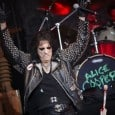 As well as touring the UK as Halloween draws closer, Alice Cooper is taking part in an event celebrating his love of horror films.