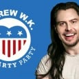 We partied with Andrew W.K.! A mysterious invitation lured us out on a Wednesday night. It's been a long nine years since the party gods shone down on us and […]