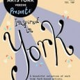Talented York-based artists are coming together for Arts York's first exhibition, Arts York Presents: Inspired in York.