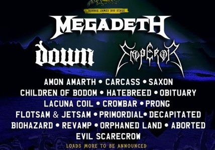 The weather's hotting up, and so is Bloodstock 2014's line-up. Entombed A.D join the main stage, while brit metal band Monument join the Sophie Lancaster stage. Also joining are Krow, […]