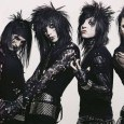 Hollywood hard-rockers Black Veil Brides release the video for their new single 'In The End'.