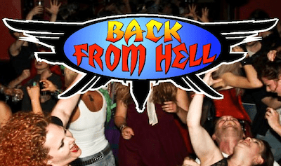 Manchester's pedigree rock clubnight, Back From Hell moves from Legends to Jebez Clegg. The heaviest, grungiest, punk-fuelled, heads down, anthem pumping, genre breakin', sweat drenchin', butt shakin', feet skankin', head […]