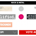 Yorkshire-based alternative music magazine, Soundsphere has been shortlisted within the Rock/Metal category in the latest Blogger Awards from Ticketmaster.