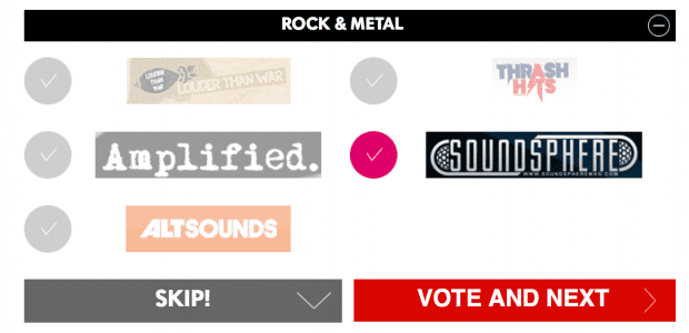 "Yorkshire-based alternative music magazine, Soundsphere has been shortlisted within the Rock/Metal category in the latest Blogger Awards from Ticketmaster.  Editor, Dom Smith comments: ""It's a huge achievement, and to be […]"