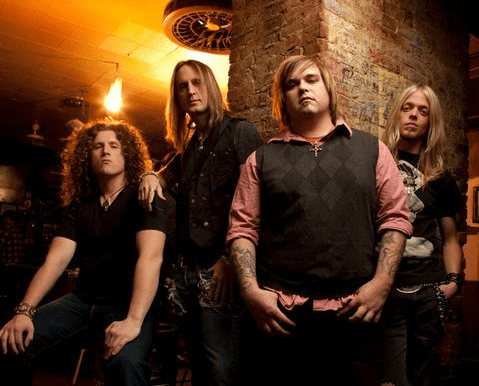 Black Stone Cherry band