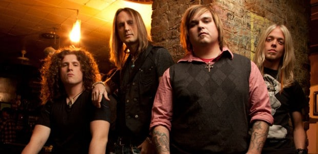 Black Stone Cherry entered in to the southern rock scene with their debut self-titled album back in 2007. Since then they have been rising to fame due to their intensely […]