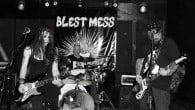 In our next band spotlight, we chat to Miss Chris, vocalist for Blest Mess.