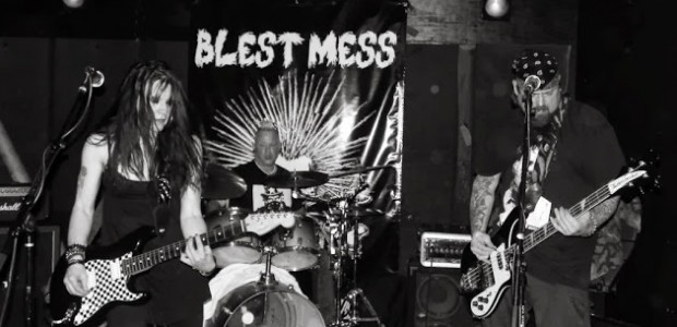 "In our next band spotlight, we chat to Miss Chris, vocalist for Blest Mess. S] What are you up to right now? MC] ""We are doing Pre-production work for the […]"