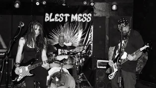 Blest Mess