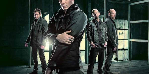 Ahhh, Breaking Benjamin. Incredible band. One of the most enduring voices in alt-rock. Quality. Here's 'Ashes Of Eden'!