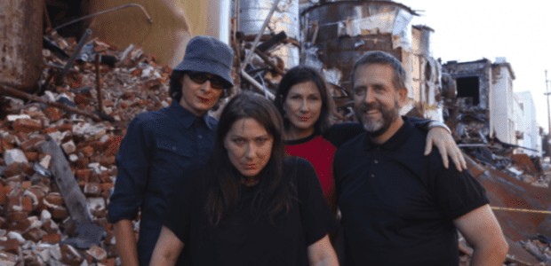 Today, the Breeders release 'Nervous Mary', the driving opener of their forthcoming album All Nerve, out on 2 March, 2018. The group's first record in a decade, it also features previous singles 'All Nerve' and 'Wait in the Car'. Listen to […]