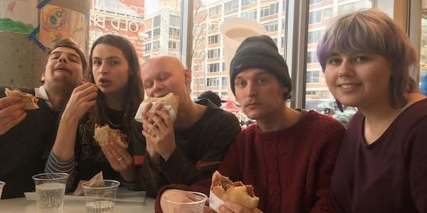 Dom Smith catches up with York indie rock darlings Bull (Tom Beer [vocals], Kai West [bass], Dan Lucas [guitar], Tom Gabbatiss [drums]) and their US tour manager, Maia Wille in […]