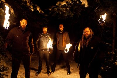 We catch up with Liam Cormier, vocalist of Cancer Bats ahead of their April marathon run of dates in London to talk about the ideas present on new record, 'Dead […]