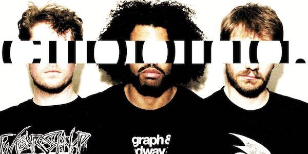 Clipping. is gonna change your fuckin' life.