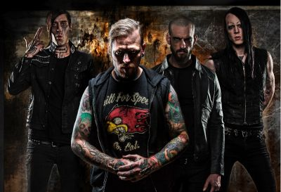 """Combichrist are set to release their new album 'We Love You' onMarch 24 via Out Of Line Music. Singer Andy LaPlegua comments: """"One of my best friends said it the […]"""