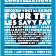 A new lot of confirmed bands have been announced for Leeds' Constellations Festival 2010 on Sunday, November 14 held at Leeds University.