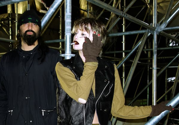 Crystal Castles new