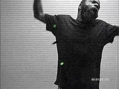 Here's the new Death Grips vid for 'The Fever (Aye Aye)' – mental, crazy stuff.   For more information visit the official Death Grips website.