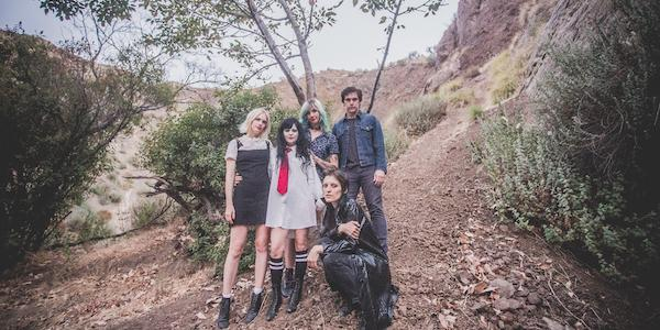 After recently announcing that their new album 'Darkness Rains' is set for release on Oct 5th via Suicide Squeeze Records, Los Angeles doom boogie/dystopian punk/occult glam rockers Death Valley Girls have shared a new single & video entitled 'More […]