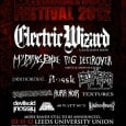 In our latest Event Review, Sam Herbertson looks at some of his favourite bands from Damnation Festival 2012 in Leeds.