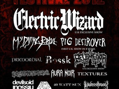 In our latest Event Review, Sam Herbertson looks at some of his favourite bands from Damnation Festival 2012 in Leeds. Witch Sorrow start things off for us, and they are […]