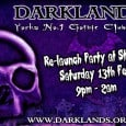 On Saturday evening, I had the privilege of heading back to my old stomping ground as Darklands (York's premier goth night) re-launched at Stereo (formerly Speakeasy and Certificate 18).