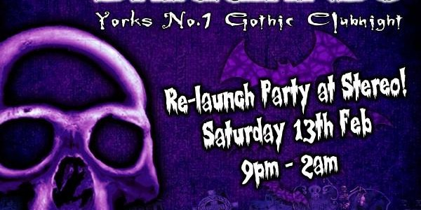 On Saturday evening, I had the privilege of heading back to my old stomping ground as Darklands (York's premier goth night) re-launched at Stereo (formerly Speakeasy and Certificate 18). It […]