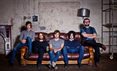 Sheffield band Dead Sons will be releasing their debut album 'The Hollers & The Hymns' February, 18. They're a fun rock band, reflected in almost any of their videos. Their […]