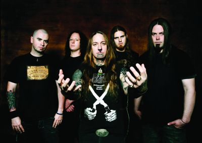 DevilDriver have long been one of the most explosive and hard-hitting bands in modern heavy metal music and on a recent UK tour Dez Fafara and co laid waste to […]