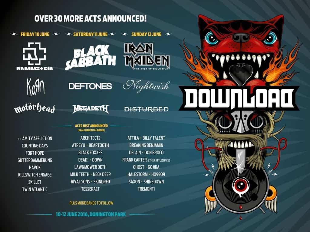 Download announcements