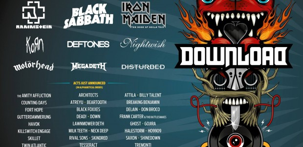 Download Festival, in one of its biggest announcements yet confirms 33 new additions for 2016 including Shinedown, Killswitch Engage, Down, Don Broco, Architects, Neck Deep, Tremonti and more. Download Festival […]