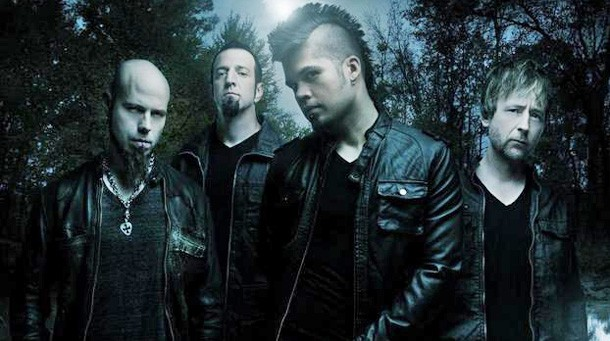It is a rare day in April that gives us sunshine, but with Drowning Pool in town, it seems even the weather was making their visit as pleasant as possible....