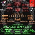 A number of bands have been announced for the Metieval East Riding Rock Festival including Akercocke, Hecate Enthroned and Blaze Bayley.