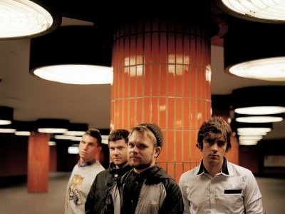 The third album by Enter Shikari hits stores in just over one month's time. 'A Flash Flood Of Colour', released on January 16, is jointly produced by the band and […]