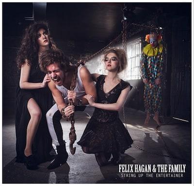 Felix Hagan and the family