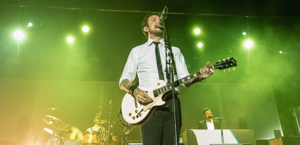 Frank Turner must be one of the hardest gigging musicians around, fresh off his punk Mongol Horde tour, records a new album 'Be More Kind' and then kicks this extensive […]