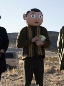 There aren't many films, or indeed that many directors, that would happily cast an A-list star like Michael Fassbender as a character who basically never shows his face, but 'Frank' and […]