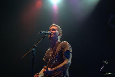 Gaslight_Anthem_live_introduction_photo