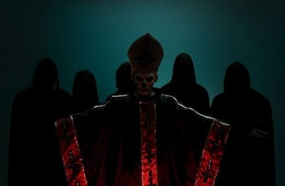 "Ghost B.C. have announced the the second phase of their concept which begins with the release of the ""second psalm"" (album) 'Infestissumam' on April 8, 2013 on Loma Vista Recordings. […]"