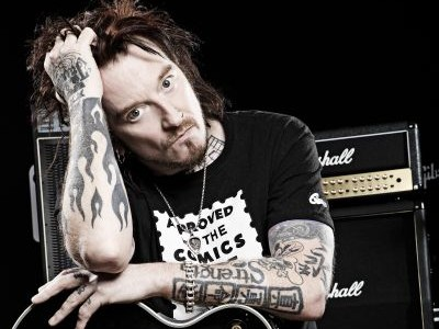 For the entire of his career, (that's about twenty years, folks) Ginger Wildheart has waited for the day when he and his music could be independent from a record company. […]