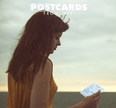Girl With A Postcard