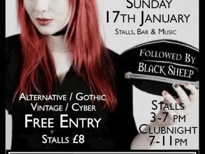 The Leeds University Goth Society will be hosting a Goth Bring And Buy sale at The Subculture on Merrion Street. The event will take place on January 17. The event […]